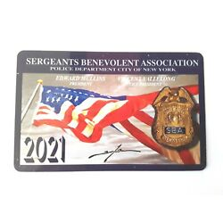 Kyпить 1 AUTHENTIC COLLECTIBLE  BRAND NEW 2021  SBA  CARD