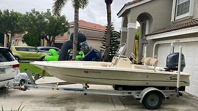 2014 Scout 177 Sport Yamaha 90hp only 23hours