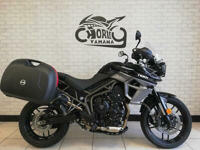 2017/17 TRIUMPH TIGER 800 XR  ONLY 4,115 MILES, HUGELY CAPABLE 1 OWNER BIKE