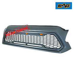 Kyпить EAG LED Replacement Grille Upper Front Grill Fit for 12-15 Toyota Tacoma на еВаy.соm
