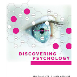 Kyпить Discovering Psychology The Science of Mind 3rd Ed Cacioppo Laura Freberg на еВаy.соm
