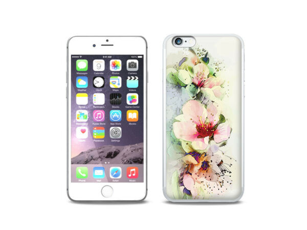 DeutschlandApple iPhone 6 Plus Hülle etuo Fantastic Cover Schutz Silikon TPU