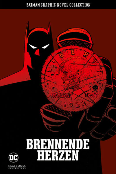 DeutschlandBATMAN GRAPHIC NOVEL COLLECTION 50: BRENNENDE  #50 [YDBACO050] PANINI