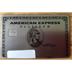 Kyпить American Express AMEX METAL Platinum Card на еВаy.соm