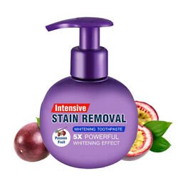 Kyпить Baking Soda Toothpaste Intensive Stain Remover Teeth Whitening  Toothpaste NEW на еВаy.соm