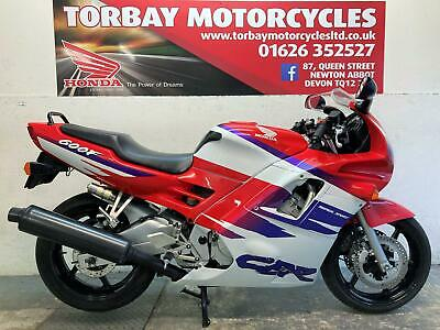 HONDA CBR600F 1995 M REG CLASSIC SUPERSPORTS IN LOVELY CONDITION STANDARD