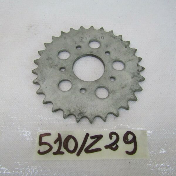 ItalienSprocket Moped Pitch 415 Sprocket 29 Teeth Hole Middle D. MM 35