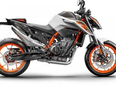 KTM 890 Duke R 2021- Naked, street sports motorbike, like a 790 on steroids