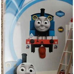 Thomas And Friends Peel And Stick Wall Decals with Hangers