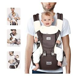 Kyпить SIMBR Baby Carrier for Newborn to Toddler (3-36 Months) with Hip Seat YD0301X на еВаy.соm