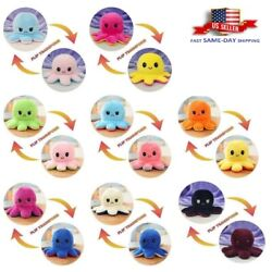 Kyпить Octopus Plush Reversible Flip Stuffed Toy Soft Animal Home Accessories Baby Gift на еВаy.соm