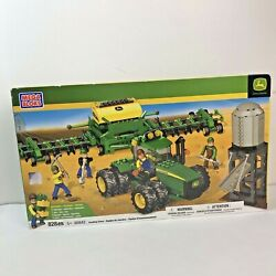 Kyпить MEGA BLOCKS JOHN DEERE SEEDING CREW 828 PIECES UNOPENED на еВаy.соm