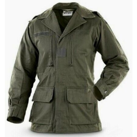 img-Jacket m64 Satin 300 Size M. / L'French Army New S300