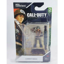 Kyпить Mega Construx Call of Duty WW2 Combat Medic Series 2 FMG05 на еВаy.соm
