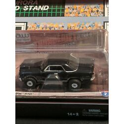 Kyпить Preowned Black 64 Pontiac GTO AW JL Autoworld Running HO Scale Slot Car Nice на еВаy.соm