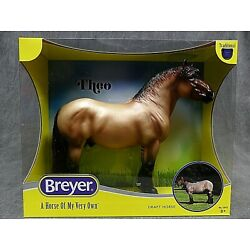 Kyпить Breyer NEW * Theo Ardennes Stallion * 1843 Georg Draft Traditional Model Horse на еВаy.соm