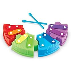 Kyпить Learning Resources Rainbow Xylophone, 6 Pieces Toys & Games на еВаy.соm