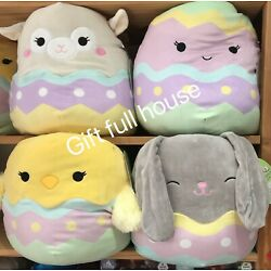 Kyпить KELLY TOYS Squishmallows 2021 Springtime Easter Egg Plush Doll Toy 12