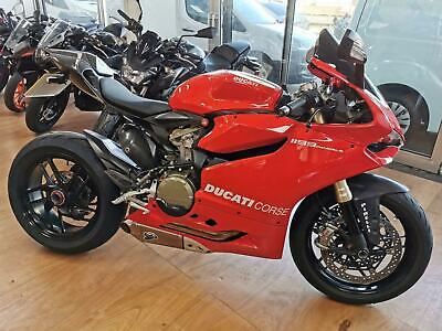 DUCATI 1199 PANIGALE ABS 2013 Petrol Manual in Red