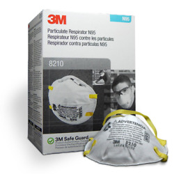 Kyпить 3 M Pack of 20 New Protective Mask N Grade 95 Never Opened 2026 на еВаy.соm