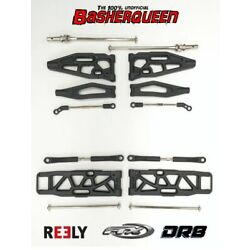 Basherqueen Wide Kit Reely Raptor 6S FS Racing Atom 6S FTX DR8 (22 pc)