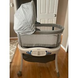 Kyпить Graco Sense2soothe bassinet with cry-detection techonology на еВаy.соm