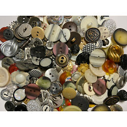 Kyпить INCREDIBLE MIX! 100 pcs MIXED LOT of OLD-VINTAGE & NEW Buttons ALL TYPES & SIZES на еВаy.соm