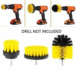 Kyпить 3PCS Drill Brush Power Scrubber Drill Attachments For Carpet Tile Grout Cleaning на еВаy.соm