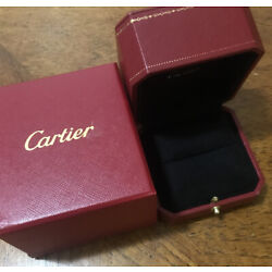 Kyпить Authentic Cartier Ring Box — with Outer Box, Inner Box and red Cartier Gift Bag на еВаy.соm