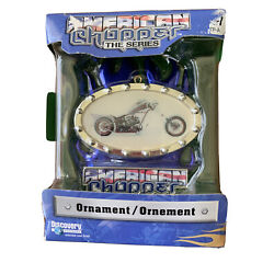 Kyпить American Greetings American Chopper The Series Motorcycle Holographic Ornament на еВаy.соm