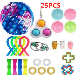 Kyпить 25Pack Fidget Toys Set Sensory Tools Bundle Stress Relief Hand Kids Adults Toy на еВаy.соm