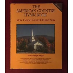 Kyпить The American Country Hymn Book Large Edition Vol. 3 Canaanland Music на еВаy.соm