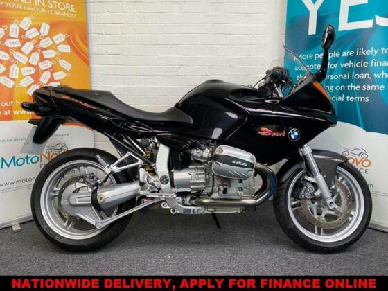 2000 W BMW R1100 SS ONE OWNER  12,939 MILES
