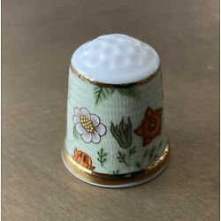 "Kyпить Museum Collection Thimble  William Morris ""Daisy"" на еВаy.соm"