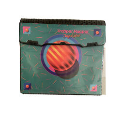 Kyпить 1989 Mead ~Trapper Keeper~ Binder DESIGNER SERIES W/ 20 Pages of Baseball Cards на еВаy.соm