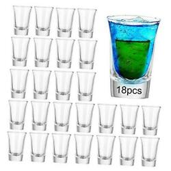 Kyпить  Shot Glass Set with Heavy Base Bulk, 1.2 oz Clear Glasses for Whiskey and  на еВаy.соm