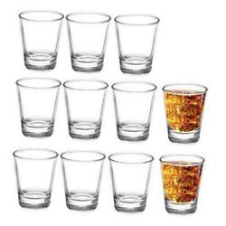 Kyпить  Shot Glass Set with Heavy Base, 1.5 Ounce Pack Tequila Shot Glasses, Clear 24 на еВаy.соm