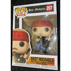 Kyпить FUNKO POP! ROCKS BRET MICHAELS POP FIGURE (SHIPS TO CUSTOMERS ON MAY 5TH) на еВаy.соm