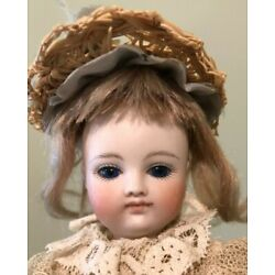 Kyпить Antique German Early Pouty Kestner All bisque Doll, 6 1/2