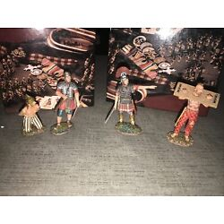 Kyпить KING & COUNTRY ROMAN EMPIRE  4 Figures на еВаy.соm