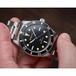 Kyпить RARE Invicta Men 40mm Pro Diver 1953s Homage Automatic NH35 Black Dial SS Watch на еВаy.соm