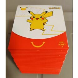 Kyпить McDonald's 2021 Pokemon Cards 25th Anniversary Promo - Sealed, Lot of 25 Packs на еВаy.соm