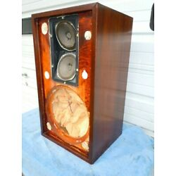 Kyпить Acoustic Research AR-2 Speaker Cabinet With MIDRANGE TWEETER CROSSOVER на еВаy.соm