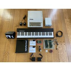 Kyпить RARE Alpha Syntauri Synthesizer System for Apple IIe w/ hard- and software на еВаy.соm