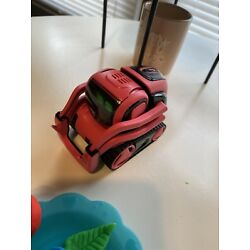 Kyпить Anki vector robot custom  RED Guava awesome paint New Battery! на еВаy.соm