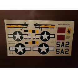 Decals For Revell U.S. Army P-470
