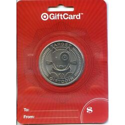Kyпить TWO (2) TARGET SILVER  COIN SPECIAL LIMITED EDTION GIFT CARD  SOLD OUT  на еВаy.соm
