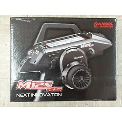 Sanwa/Airtronics M12S-RS FH4T 4-Channel 2.4GHz Radio System w/RX-482 Receiver