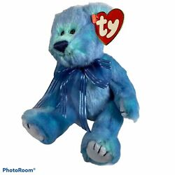 Kyпить TY 1993 - Azure- The Attic Treasures Collection Beanie Baby- MINT with MINT TAGS на еВаy.соm