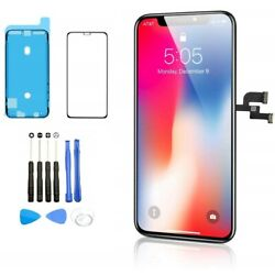 For Apple iPhone X XR XS Max 11 12 Pro OLED LCD Display Touch Screen Replacement